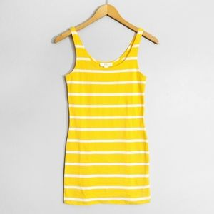2/$20 • 3/$25 ☆ FOREVER 21 Striped Bodycon Dress